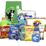 Tide Grocery & Household Samples