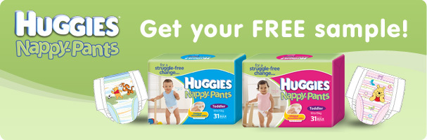 Huggies Baby Diapers Sample Package | Freebie Hunter