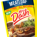 Mrs. Dash Pot Roast Seasoning Free Samples