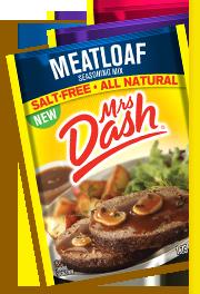 Mrs. Dash Pot Roast Seasoning Free Samples