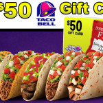 $50 Taco Bell Giftcard Giveaway – American Prize Center