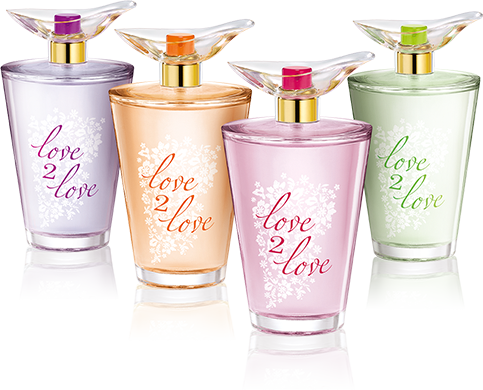 Love2Love Fragrance Collection Free Samples