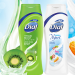 Dial Vitamin Boost B & FroYo Body Wash Samples