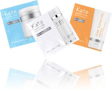 Kate Somerville Skin Care Sample