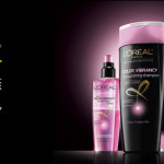 L'Oreal Advanced Haircare (Volume Filler & Color Vibrancy) Samples