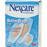 Nexcare Waterproof Bandage Sample
