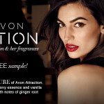 Avon Attraction Fragrance Sample