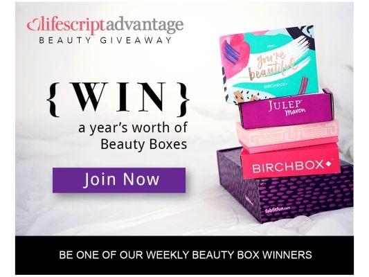 Beauty Box Giveaway