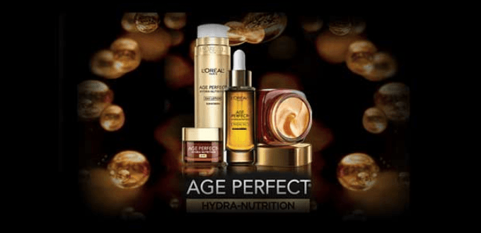 Loreal hydra-nutrition samples