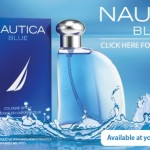 Nautica Blue Men's Cologne Sample