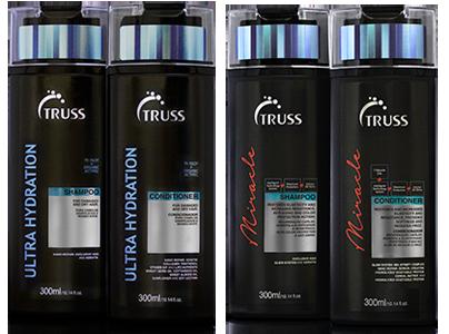 Truss Professional Hair Care Sample | Freebie Hunter