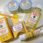 Burt's Bees Body Lotion Sample
