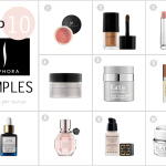 Sephora Makeup Samples