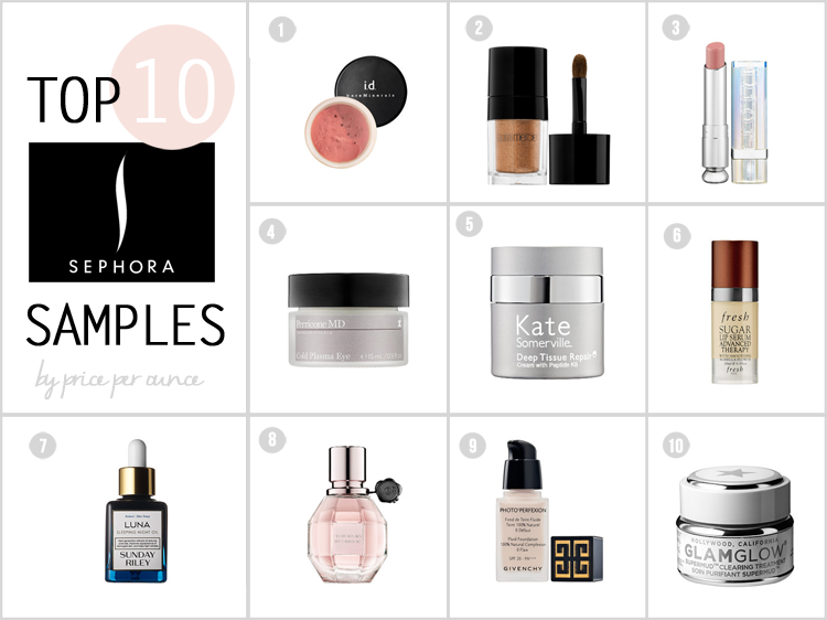 This post is all about Sephora, you will get the most recent updates on Sephora promo codes, free rewards gifts, sales and more! Click here to the Sephora gift with purchase page. Choose 3 free samples at checkout with any purchase. Substitutions will be made for out-of-stock samples.