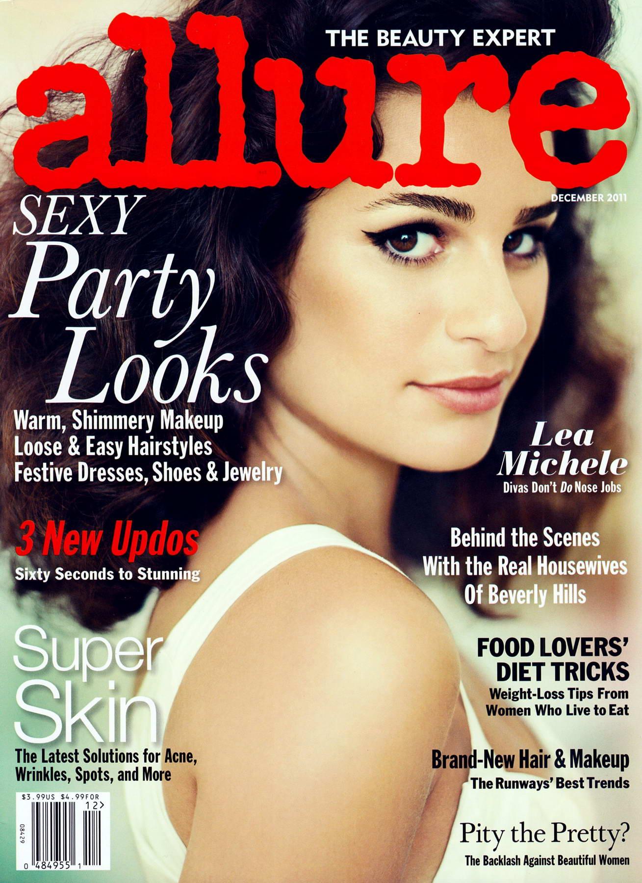 Free Allure Beauty Magazines