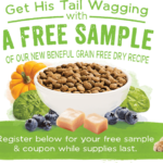Beneful Grain Free Dog Food Sample