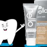 Hello Extra Whitening Toothpaste Sample