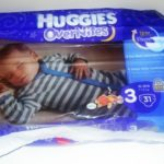 Huggies Overnites Diaper Samples