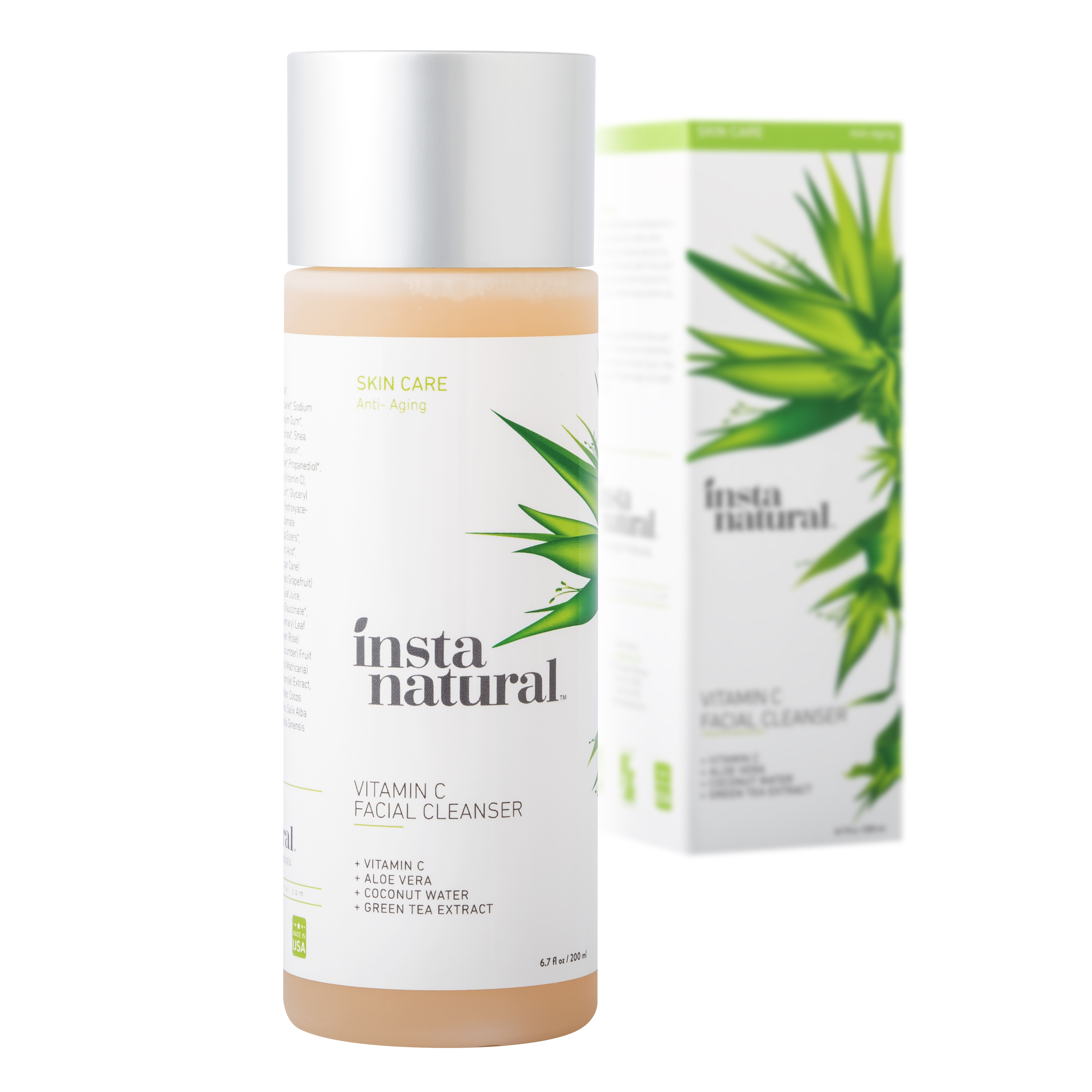 InstaNatural Face Cleanser Sample