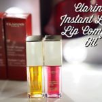 Clarins Mini Instant Lip Oil Sample
