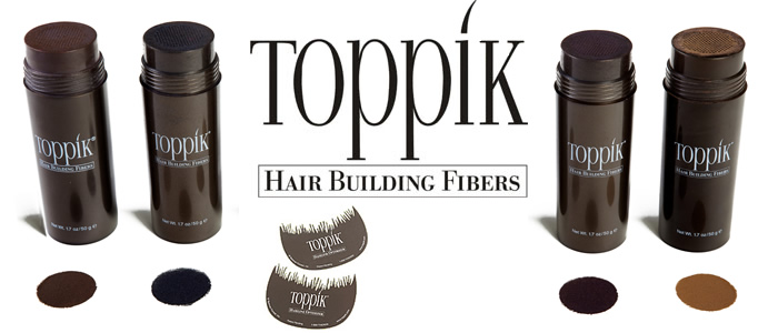 Toppik Hair Building Fibers Sample