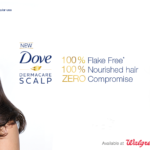 Dove Shampoo & Conditioner Samples