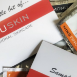 MONU Natural Skincare Sample
