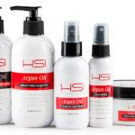 Argan Oil Haircare Samples