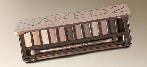 Free Urban Decay Makeup Palette