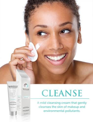 Nayelle Cleanse Facial Cleanser Sample