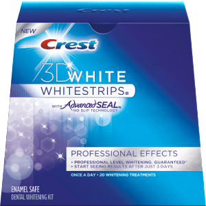 Crest 3d Whitestrips Samples 10 Coupon