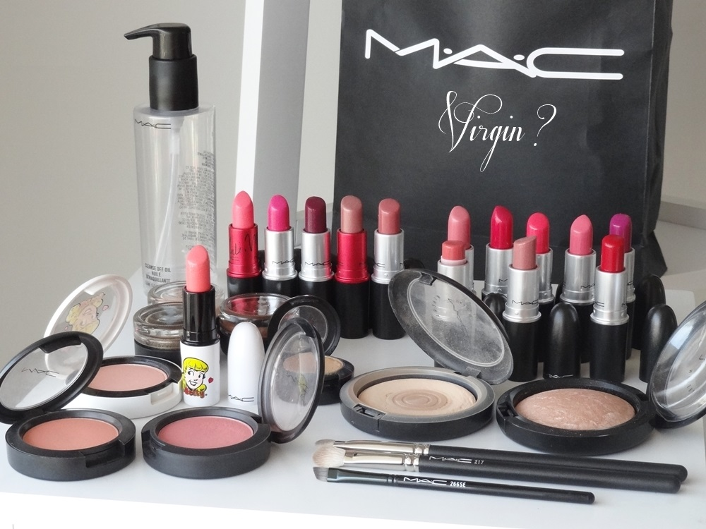 MAC Makeup Haul Giveaway