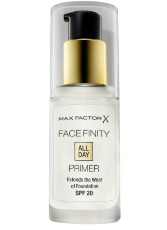 Facefinity Max Factor All-Day Primer Free Sample!