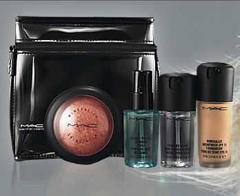 MAC Makeup – Mineralize Sample Kit