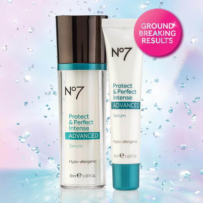 Boots No7 Protect & Perfect Anti-Wrinkle Serum Sample