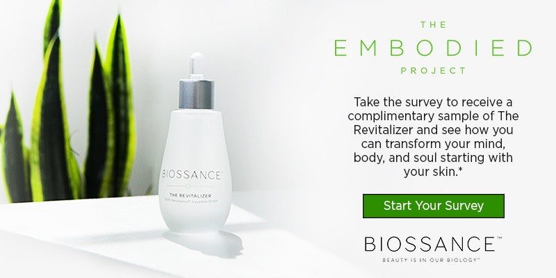 Biossance Revitalizer Sample
