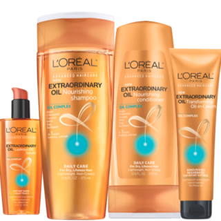 L'Oreal Paris Advanced Haircare Samples