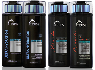 Truss Professional Hair Care Sample