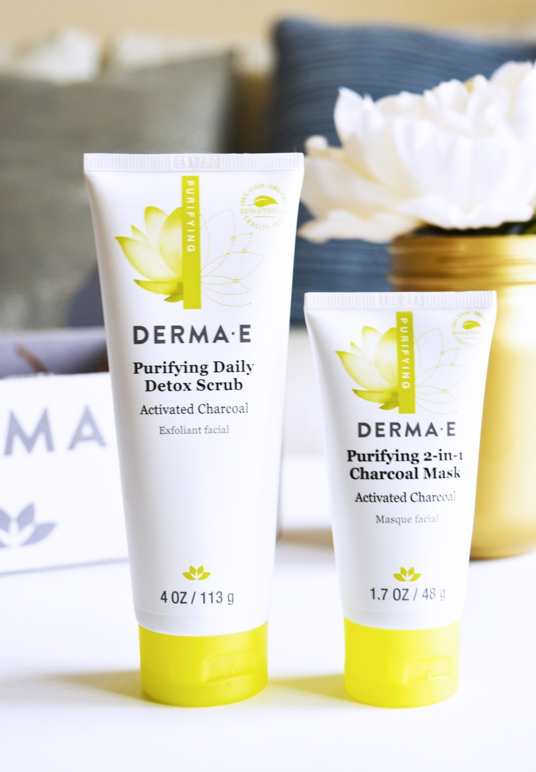 Derma-E Purifying Charcoal Mask