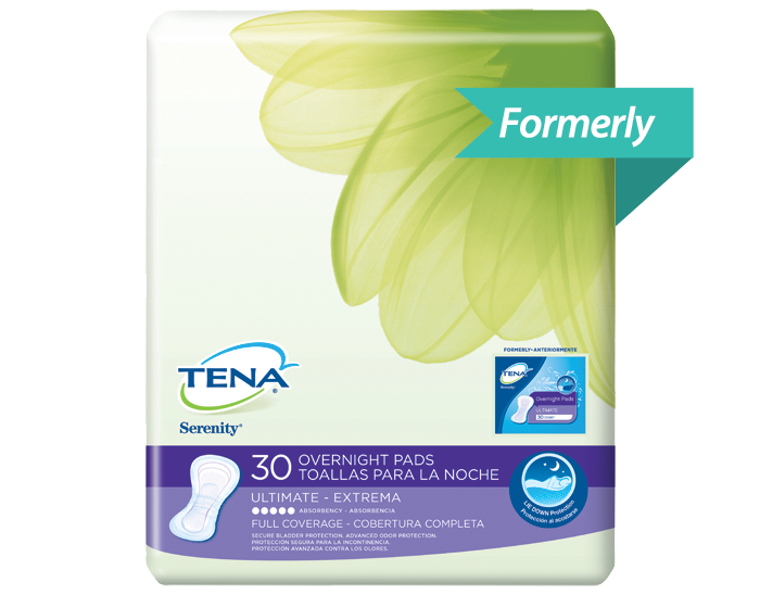 TENA Sample Pads
