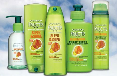 Garnier Fructis Shampoo & Conditioner