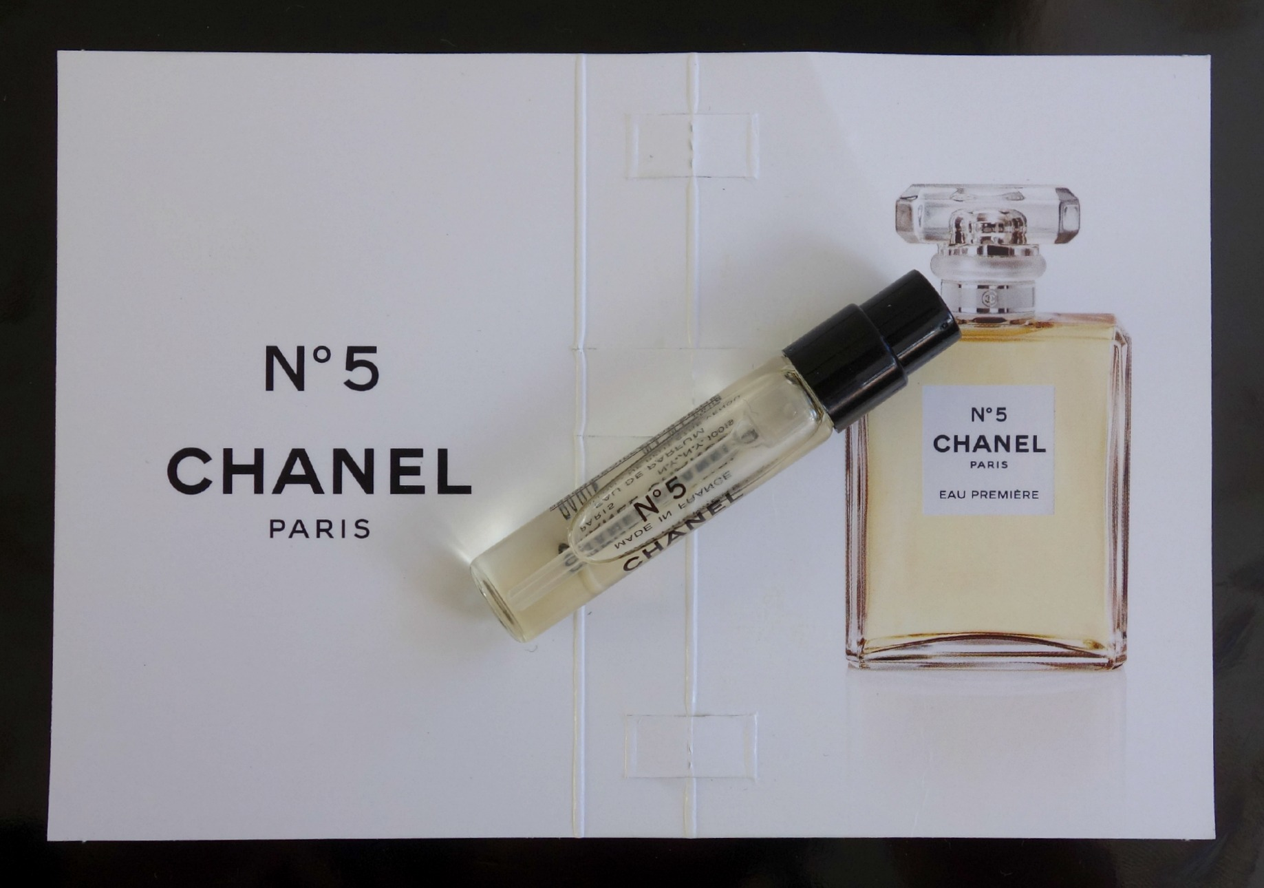 5f1dda358 Chanel N°5 L'Eau Perfume Sample | Freebie Hunter
