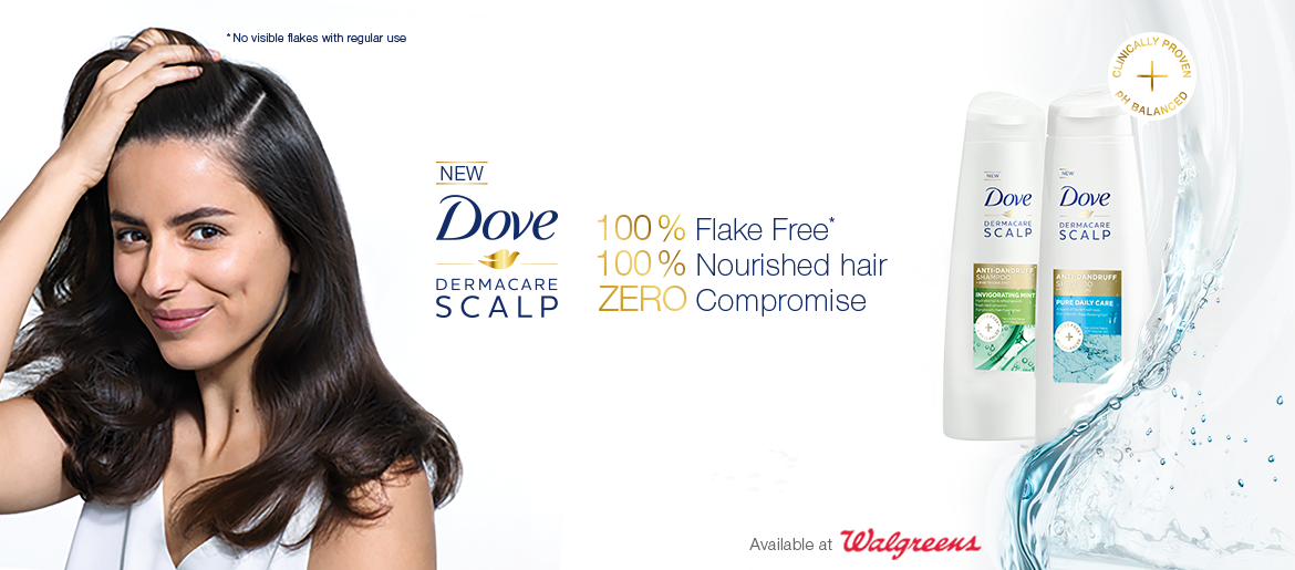 Dove Shampoo & Conditioner Samples