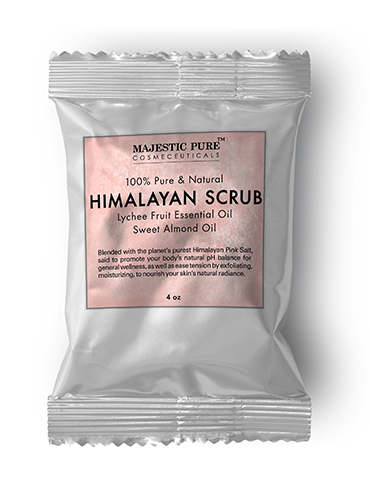 Favospa Body Scrub Sample