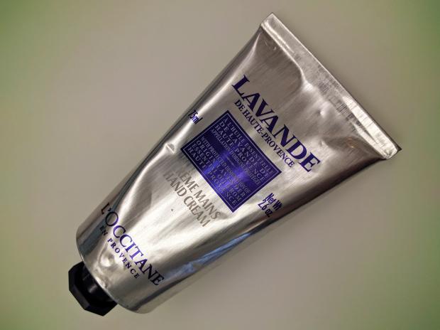 L'Occitane Lavender Hand Cream Sample