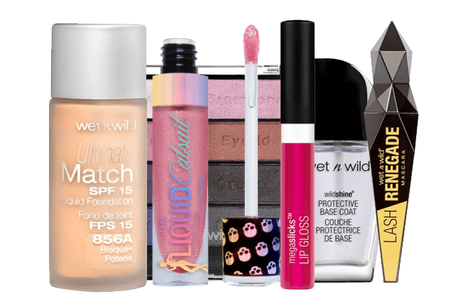 Free Wet 'N Wild Makeup Samples