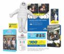 Free Michelin Man Plush Baby Kit