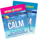Natural Vitality Calm Water Supplement Sample