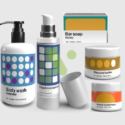 Free Society Skincare Product Samples